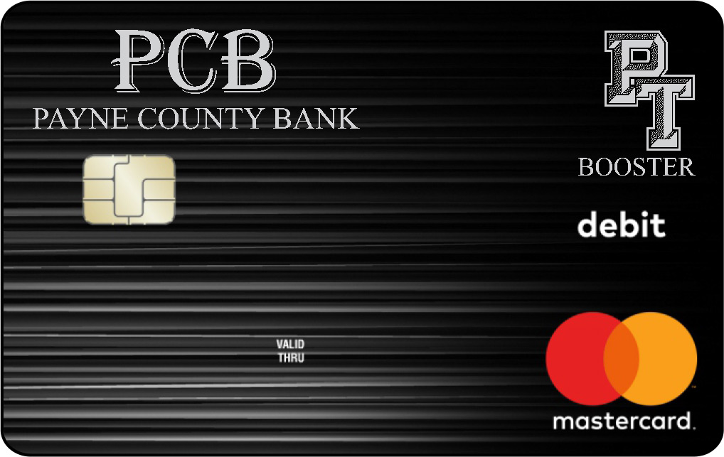 Perkins-Tryon Booster Debit Card